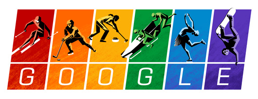 Google diidle for gay rights.